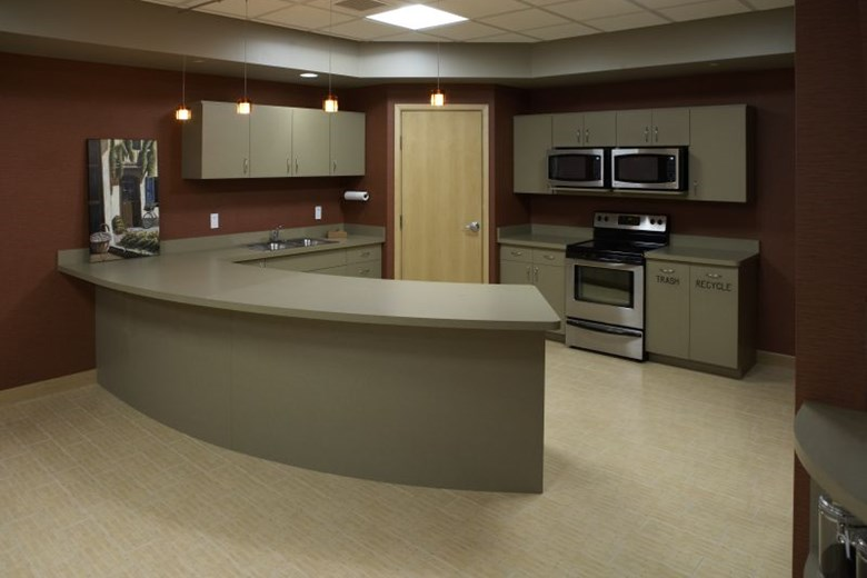 Orthodontic Specialists Kitchen