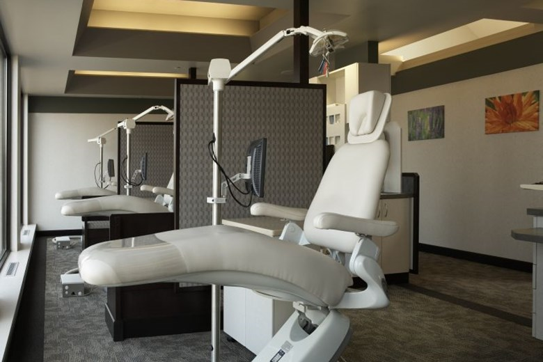 Orthodontic Specialists Operatory