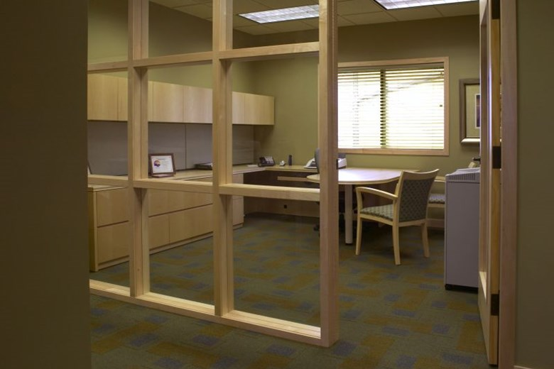 Bay Title and Abstract Side Office