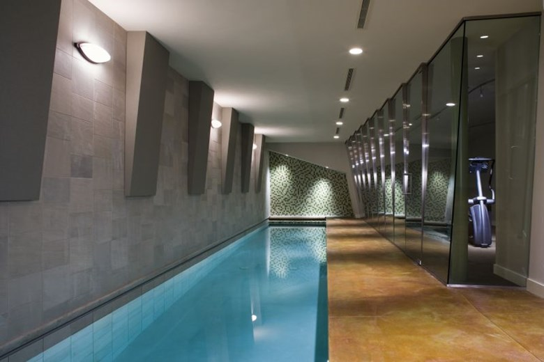 Indoor Pool & Exercise Room