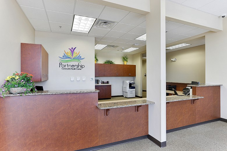 Partnership Community Health Center Front Desk