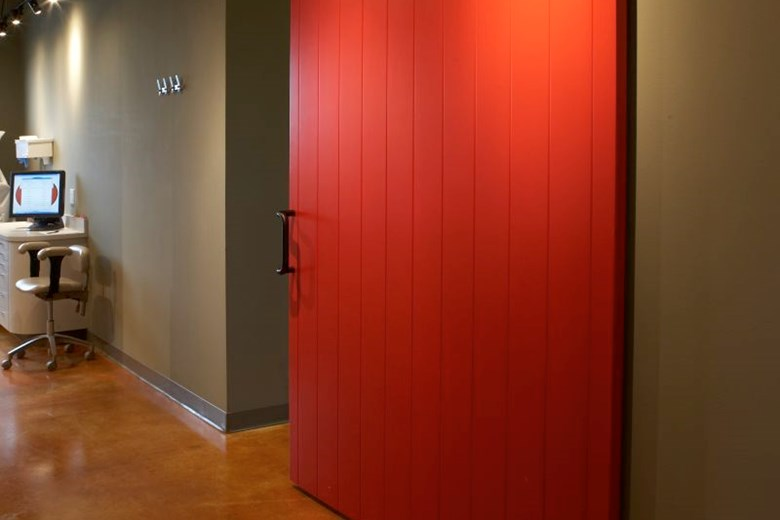 East Shore Solutions Red Door